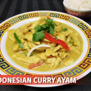 indonesian curry ayam