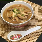 szechuan hot sour soup